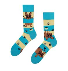 Good Mood socks are designed to bring joy and fun to everyday life. Heaven for your feet, colorful design for all eyes. The ultimate gift for all your family and friends. Wear Good Mood socks and spread your Good Mood! The Ultimate Gift, All About Eyes, Good Mood, Gift For Lover, Dog Cat, Dogs, Cotton, Fun, Design