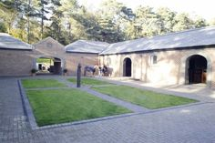 Tattleton Stud, a nice example of new european construction