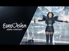 Nina Sublatti - Warrior (Georgia) - LIVE at Eurovision 2015: Semi-Final 1 - YouTube - great song and style!!!