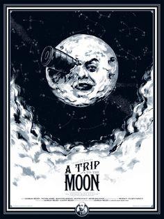 Le Voyage dans la Lune by G. Méliès, 1902