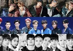 BTS tops the brand value ranking for boy groups in February   EXO and Seventeen follow