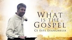 """Paul washer- """"What is the Gospel?"""""""