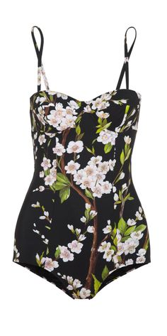 Floral one piece / D&G