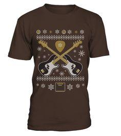 Bass   Christmas guitar bass sweater for fans  Funny sweater for christmas T-shirt, Best sweater for christmas T-shirt