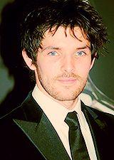 Collin Morgan those eyes