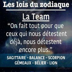 Balance et c'est vrai! Pisces And Sagittarius, Astrology Aquarius, Virgo And Cancer, Signe Astro Lion, Mbti, Tarot, Zodiac Signs, Balance, Totalement