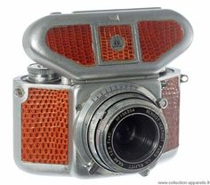 seroa Mecaflex, Made in Monaco, 1958