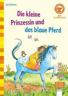 Die kleine Prinzessin und das blaue Pferd de Boehme, Julia   Livre   d'occasion