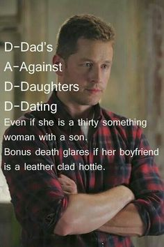 Charming's a memeber of DADD