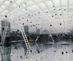 sztuka!💎 +we wtorki do @muzeumslaskie możecie wpadać bez opłat! #danikaravan #reflection #muzeumslaskie #katowice #kato #katolove #silesia #katowicesamekopalnie #samekopalnie #wiadomo