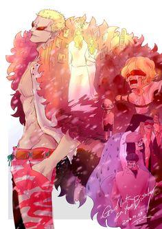 One Piece, Donquixote Doflamingo