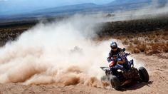 Dakar, etapa 6: los hermanos Patronelli lideraron la jornada