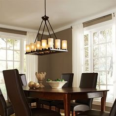 Shop Sea Gull Lighting  31588-710 Ellington Twelve-Light Rectangle Chandelier at Lowe's Canada. Find our selection of chandeliers at the lowest price guaranteed with price match + 10% off.