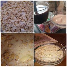 Овсянка. С бананом и/или ряженкой/молоком/кокосовым молоком/простоквашей/натуральным йогуртом - с чем угодно. А можно и без банана.