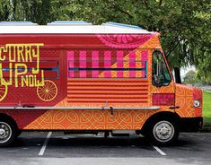 "Check out this @Behance project: ""Curry Up Now Branding, Restaurant & Food Truck Design"" https://www.behance.net/gallery/1439813/Curry-Up-Now-Branding-Restaurant-Food-Truck-Design"