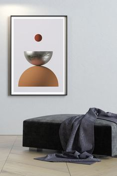 Mid Century Abstract Shapes, Geometric Wall Art, Mid-Century Modern Print, 3D Geometric Art, Orange Gold Minimalistic Print, Terracotta Art #fluorama#fluoramaposters#geometricprint#geometricart##interiordecoration#geometricdecor#abstractart#abstractprints#terracotta#terracottadecor#terracottaart#midcenturyart#midcenturyprints#midcenturymodern#3dgeometry#3dart#3dprint