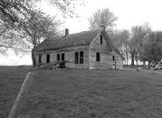 abandoned farm place (by Kait)