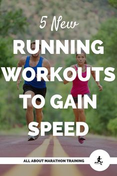 5 Running Workouts to Increase Speed