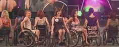 #Disabled #beauty #pageants: why don't we hear about them?  Even thou these events can provide academic, professional opportunities and a platform for social issues most people just see the sexuality side and disabled people are still not suppose to know about that stuff!