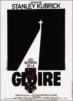 Réalisé en 1957, ce film sera interdit durant plus de 15 ans en France, rapport à la manière dont l'armée française y est montrée. 50 ans après, Les Sentiers De La Gloire reste un chef d'oeuvre inaltérable