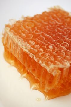Memories of Dad buying honeycomb for us in Italy; how to eat it?  Wax residue. A gentle adventure.