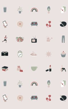 Create a space that shows off some of your favourite hobbies or interests in life with this playful Pink Illustrated Wellness Emoji Pattern Wallpaper Mural. Illustrated in-house, this fun pattern is formed with emojis based around wellness and lifestyle, including icons such as: plants, books, make-up, rainbows and more. The cute emojis are complemented with the soft pink background that allows the pattern to pop just enough in your space. World Map Wallpaper, Forest Wallpaper, Pink Wallpaper, Pattern Wallpaper, Emoji Patterns, Cool Patterns, Childrens Shop, Pink Home Decor, Hobbies And Interests