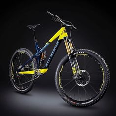 The SLAYER is baaaaaaack! 165mm travel and ready to kill it on any trail!! Sexy.... @rockymountainbicycles