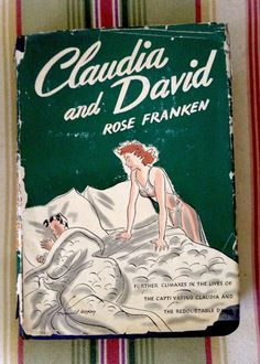 Claudia And David By Rose Franken (1943 Edition)  | eBay