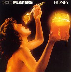 Ohio Players - Honey album cover