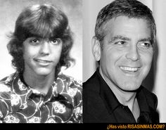 Todos tenemos un pasado: George Clooney.