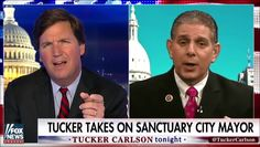 Lansing, Michigan Mayor Virgil Bernero is scrambling to justify the city's sanctuary status for illegal immigrants, and he's invoking some looney excuses for defying federal immigration laws. Bernero, a union-backed Democrat defeated by Michigan Gov. Rick Snyder in 2010, appeared on Tucker Carlson Tonight to discuss the city's move to become the state's first sanctuary …