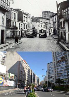 Antes y Después de Monelos - (fotos camposa)