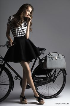Bicycle bag MmeVelo Dream