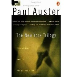 [The New York Trilogy: City of Glass / Ghosts / the Locked Room] [by: Paul Auster]:Amazon.de:Bcher