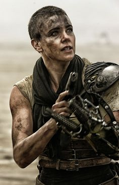 Charlize Theron - Mad Max Fury Road
