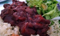 Vegan Red Beans and Rice for 2:The combination of Cajun seasoning, garlic, red beans and vegan sausage (or grilled tofu) makes this ideal stick-to-your ribs comfort food.