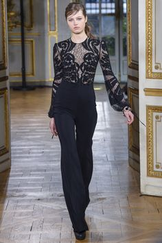 Zuhair Murad Fall 2017 Ready-to-Wear Fashion Show Collection