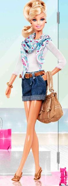 Barbie omg I wish I could dress like that