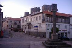 Pelourinho e Torres de Menagem do Castelo de Montalegre, 2009