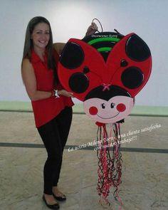 piñata de flor - Buscar con Google