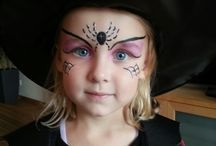 easy diy witch makeup for kids - Google Search