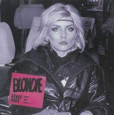 Image result for debbie harry punk 1970