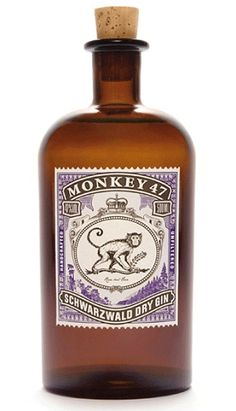 Monkey 47 Gin. Hands down, the best Gin you'll ever have. It only comes in a 350ml bottle with a $50 price tag, but when you sip this neat... It is worth every little penny.