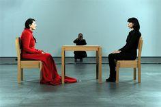 Marina Abramovic The Artist is Present - Matthew Akers & Jeff Dupre - 2012