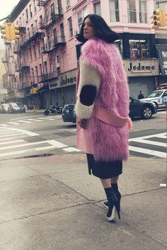 Sandy Liang coat <3