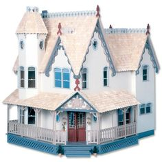 1000 Images About Dollhouses Inside And Out On Pinterest