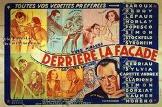 Derrière la façade (1939) with Erich von Stroheim.