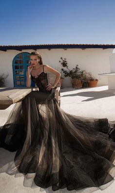 Glam at the hacienda. TG.  LOOKandLOVEwithLOLO: MoonStruck.....A Stunning Collection by Galia Lahav Haute Couture