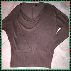 Dolman Cowl-Neck Sweater Dolman Cowl-Neck Sweater- a soft fine knit cotton sweater from Nordstrom. Nordstrom Sweaters Cowl & Turtlenecks