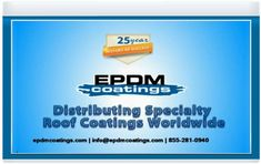 EPDM Coatings | Liquid Roof | Liquid Rubber - Residential and Commercial Roofing for roof leaks repair